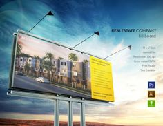 Image result for real estate billboard design