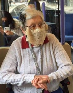 Unusual News, Bizarre News, Funny People Pictures, Weird Pictures, Tragic Comedy, Crochet Faces, Weird Facts, Winter Hats, Men Sweater