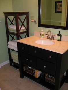 HGTV Bathrooms On A Budget | Bathroom on a budget - Bathroom Designs - Decorating Ideas - HGTV Rate ...