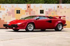 Cool Lamborghini: Motori: #BaT #Auction: #1987 Lamborghini Countach 5000 QV (link: ift.tt/2oofbrU ...  Rassegna Stampa