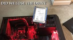 DID WE LOSE THE DRIVE!! How to do Data Recovery - YouTube