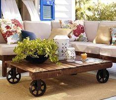 Wood Pallet Project Ideas | Wooden Pallet Furniture - DIY Pallets Ideas, Plans, Projects