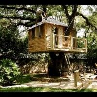 1Stack - Tree houses
