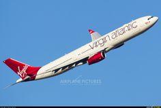 Virgin Atlantic G-VINE aircraft at London - Heathrow photo