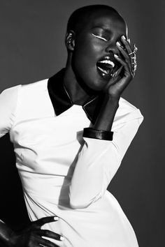 Grace Bol- you popped up on my pintrest! lots of love. xx