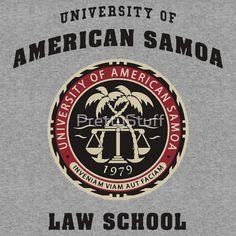 UNIVERSITY OF AMERICAN SAMOA SWEATER BETTER CALL SAUL