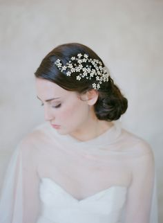 Objective Le Liin Bridal Floral Headband Bride Pearl Headpiece Wedding Hair Accessories Gold Hair Jewelry Bridesmaid Boho Ribbon Jewelry & Accessories