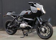 Racing Cafè: Bmw R100 RS Special #7 by Ritmo Sereno