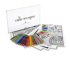 Crayola Color Escapes Adult Coloring Pages & Pencil Kit- Geometric Crayola http://www.amazon.com/dp/B015KNCSLA/ref=cm_sw_r_pi_dp_jcEqwb0M8KJZ8