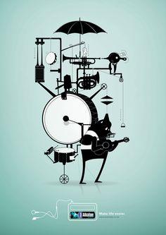One man band!