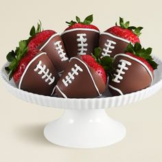 Football has never looked so appetizing.