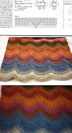 palatine Fleece \/ Knitting spokes \/ Knitting for women spokes. Knitting Paterns, Crochet Stitches Patterns, Knitting Charts, Crochet Chart, Lace Knitting, Knitting Stitches, Stitch Patterns, Knit Crochet, Crochet Skirt Pattern