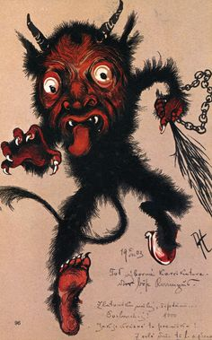 Krampus is coming!