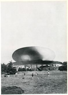 Amancio Williams, 1964