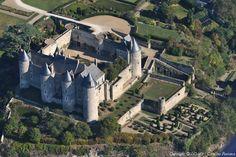Photo aérienne de Luynes - Indre-et-Loire (37)