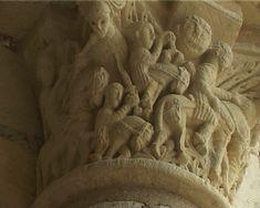 8. 6 Saint Benoît-sur-Loire, autre chapiteau bonus