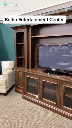 Tv Unit Furniture Design, Living Room Tv Unit Designs, Entertainment Center, Home Room Design, Bedroom False Ceiling Design, Ceiling Design Living Room, Tv Unit Interior Design, Tv Unit Furniture, Tv Room Design