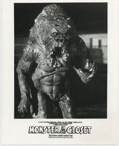 ronaldcmerchant:MONSTER IN THE CLOSET (1986)