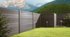 WPC Fence - Fencetastic