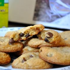 chip cookies more chocolate chips sweet chocolates easy chocolate chip ...