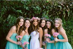 Boho Bridesmaid Flow