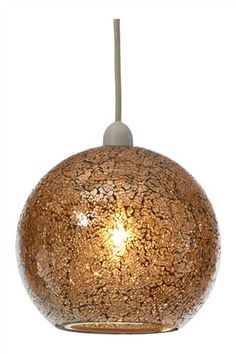 Buy Mink Crackle Pendant from the Next UK online shop Glass Pendants, Kitchen Inspirations, Homeware, Bedside Lamp, Pendant Light, Christmas Bulbs, Light, Crackle Glass, Lights