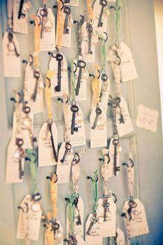la clef, la clef du bonheur, la clef de notre coeur, on ouvre notre coeur, nos portes pour notre mariage, notre union, on ouvre notre maison pour partager des moments simples