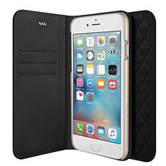 iPhone Case, iPhone 6 Wallet, araree [Diamond Cube] Premium Genuine Leather Diamond Pattern Wallet Case Flip Cover with Credit Card Holder for iPhone Wallet (Dove) 6s Plus Case, Iphone 6 Plus Case, Iphone Wallet Case, Iphone Cases, Buy Iphone 6, Apple Iphone 6s Plus, Wallet Pattern, Diamond Pattern, Card Holder