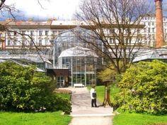 Charles University Botanical Garden, #Prague