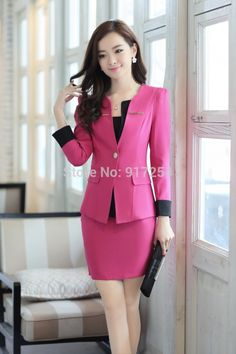 This domain may be for sale! Business Attire, Business Fashion, Business Style, Skirt Suit, Dress Skirt, Office Skirt, Formal Dresses For Women, Professional Outfits, Work Attire
