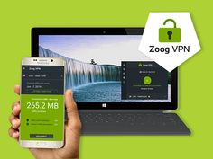Zoog VPN: Lifetime Subscription: Goodbye Censorship, Hello Unrestricted & Secure Wi-Fi Anywhere in the World