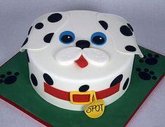 Dalmatian Cake How To Make