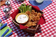 Snax, some pretty healthy,  for the ranch, picnics, sudden get togethers - 101 Picnic Dishes to Make in 20 Minutes - NYTimes.com