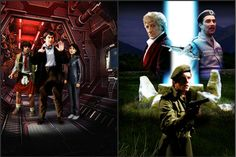 Crítica |  Destiny of the Doctor: Shadow of Death / Vengeance of the Stones