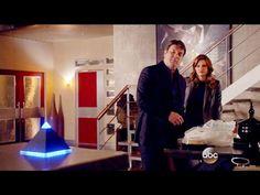 """Castle 8x16 End Scene Beckett Castle with Linus/Lucy """"Heartbreaker"""" Season 8 Episode 16 - YouTube"""