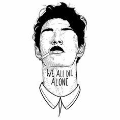 todos morimos solos