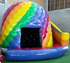 Bouncy castles, Inflatables, Soft Play, Disco Domes, Popcorn Machines, Slush Machine, free local delivery to area of Cannock and Stafford