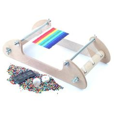 beading loom patterns for free | Bead Loom Kit Giant | eBay