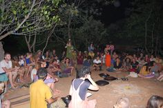 Evening Meal under the Full moonlight Environmental Psychology, Permaculture, Moonlight, Dolores Park, Meal, India, Travel, Food, Goa India