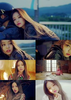 /JENNIE/PLAYING WITH THE FIRE/