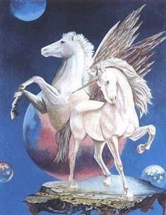 unicorns, peguses, and fairies pics | Unicorn and Pegasus - Unicorns Photo (8166765) - Fanpop fanclubs