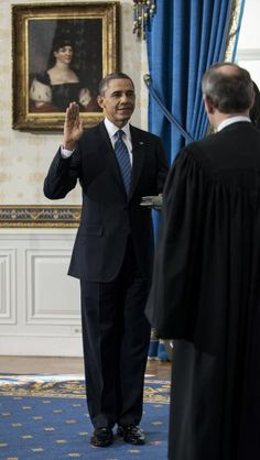 44th President of the United States of America - Mr. Barack H. Obama - The Obama Diary