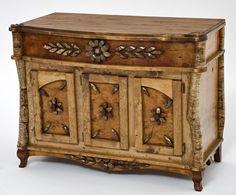 Google Image Result for http://www.ohiorusticlogfurniture.com/wp-content/uploads/2010/05/Rustic-Furniture-Sideboard-Birch-Art-Work.jpg