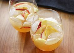 Hard Apple Cider Sangria | 28 Ways To Eat Apples This Fall