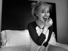 Dianna Agron's Smile is perfect