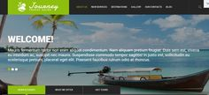 Responsive Travel Agency WordPress Theme