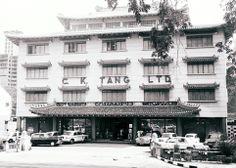 C.K. Tang in Singapore
