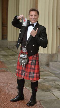John Barrowman Photos: Investitures Held at Buckingham Palace