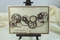 Blüten der Liebe, Timeless Textures, Stampin' Up!, Blühendes Herz, Hochzeit, wedding
