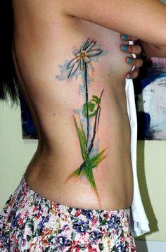 watercolor tattoos | tattoofriday – Watercolor Tattoos / Koray Karagözler | Follow the ...